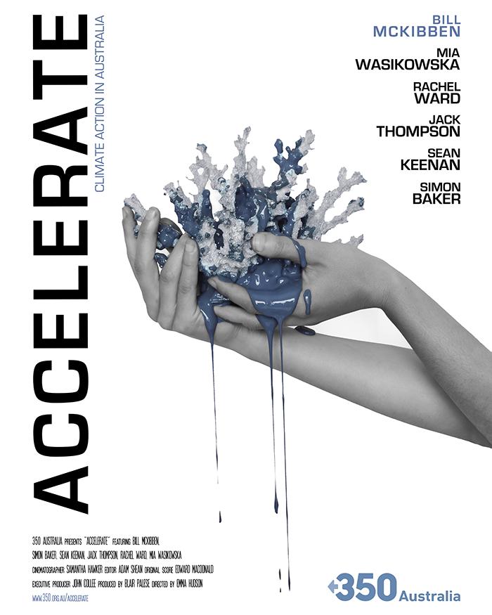 Host an Accelerate movie screening - 350