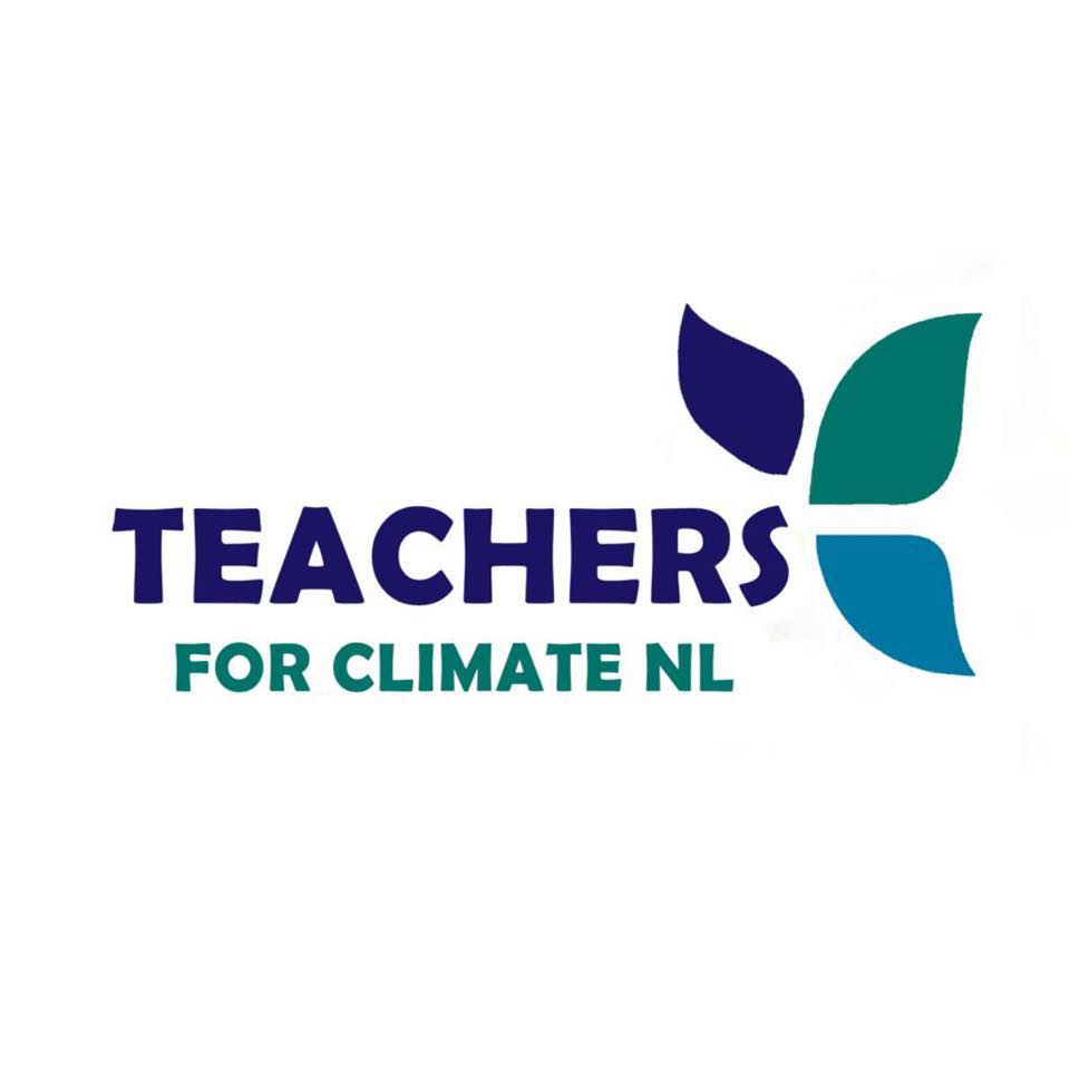 Logo Teachers for Climate NL